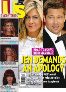 Beauty Trends for US WEEKLY