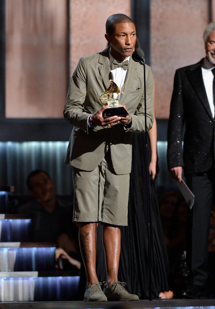 57th GRAMMY Awards Show - Pharrell Williams